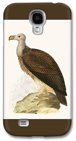Sociable Vulture Galaxy S4 Case by English School