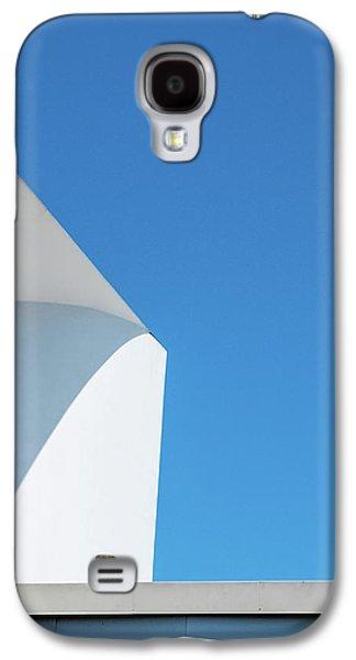 Soft Blue Galaxy S4 Case