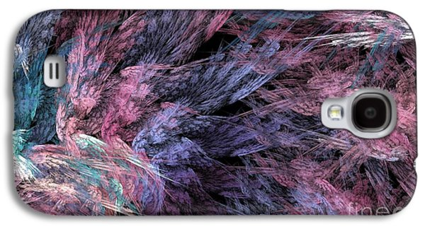Soft Flutters Galaxy S4 Case by Elizabeth McTaggart