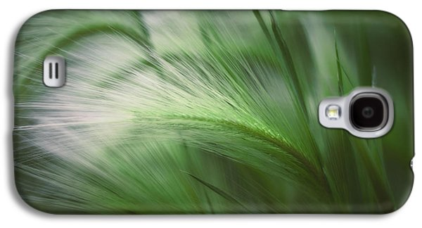 Soft Grass Galaxy S4 Case by Scott Norris