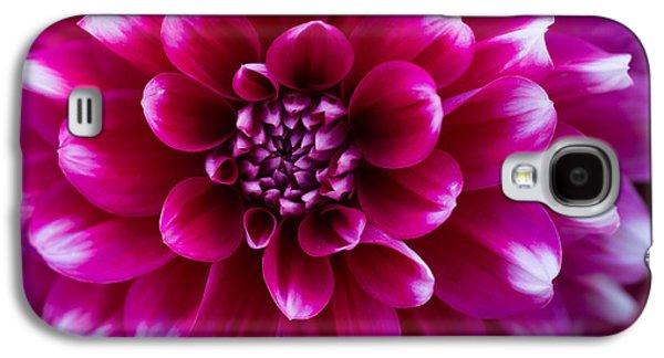 Soft Touch Dahlia Galaxy S4 Case