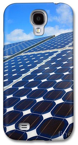 Solar Pannel Galaxy S4 Case by Carlos Caetano
