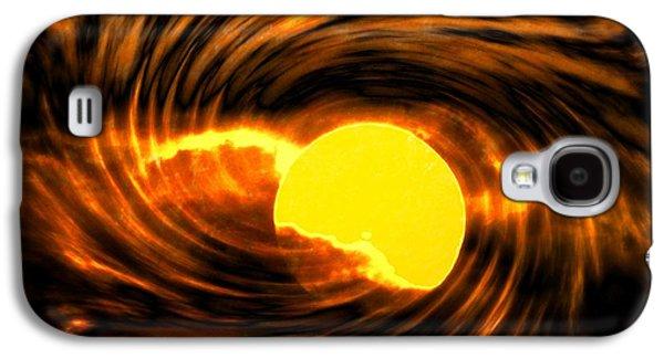 Solar Storm Galaxy S4 Case