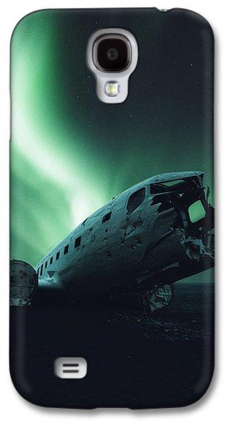 Airplane Galaxy S4 Case - Solheimsandur Crash Site by Tor-Ivar Naess