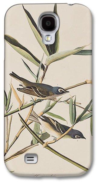 Flycatcher Galaxy S4 Case - Solitary Flycatcher Or Vireo by John James Audubon