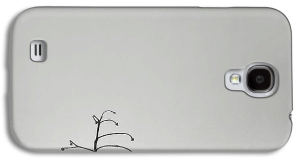 Minimalist Galaxy S4 Case - Solitary by Scott Norris