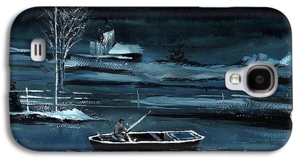 Solitude New Galaxy S4 Case by Anil Nene