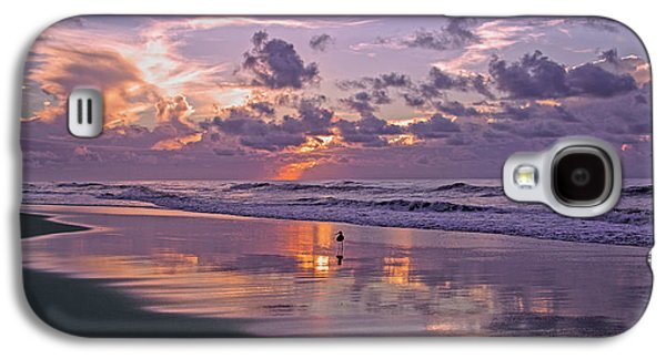 I Remember You Every Day  Galaxy S4 Case by Betsy Knapp