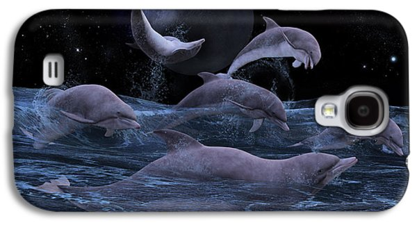 Somewhere Out There  Galaxy S4 Case by Betsy Knapp