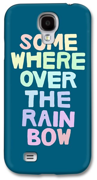 Somewhere Over The Rainbow Galaxy S4 Case by Priscilla Wolfe