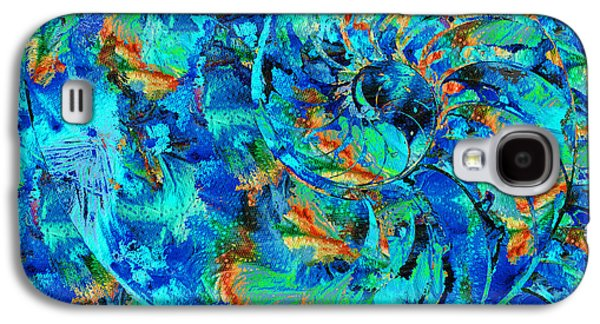 Song Of The Sea - Beach Art - By Sharon Cummings Galaxy S4 Case