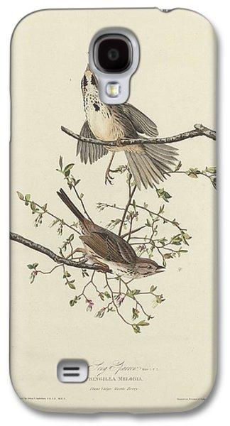 Song Sparrow Galaxy S4 Case