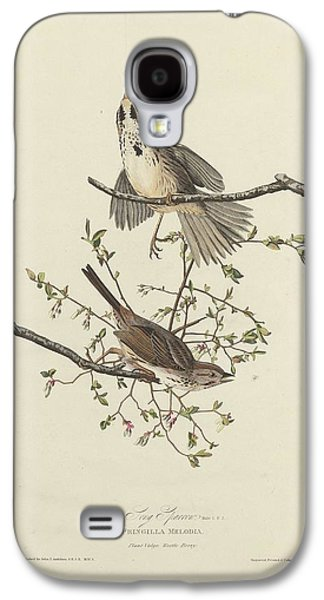 Song Sparrow Galaxy S4 Case by Rob Dreyer