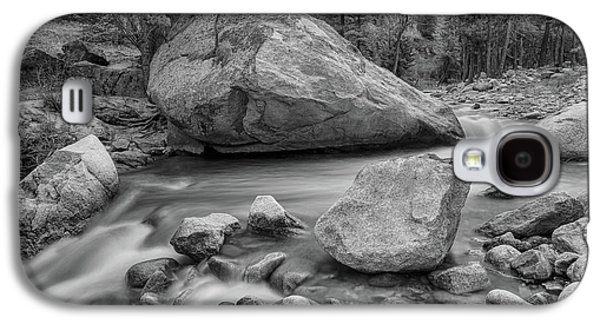 Soothing Colorado Monochrome Wilderness Galaxy S4 Case by James BO Insogna