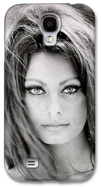 Sophia Loren Galaxy S4 Case