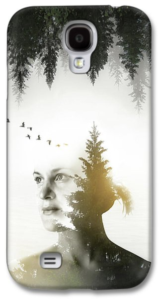 Soul Of Nature Galaxy S4 Case by Nicklas Gustafsson