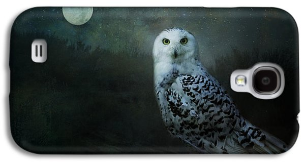 Soul Of The Moon Galaxy S4 Case
