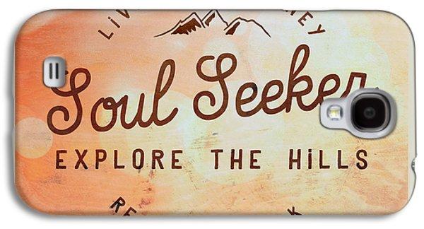 Soul Seeker 1 Galaxy S4 Case by Brandi Fitzgerald