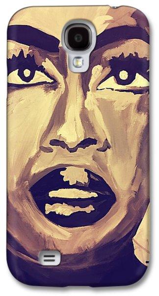 Soul Sister  Galaxy S4 Case by Miriam Moran