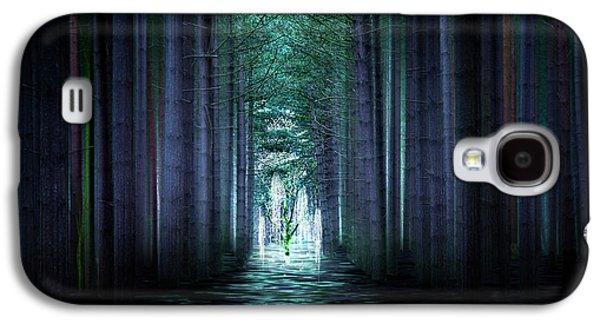 Soul Tree Galaxy S4 Case by Svetlana Sewell