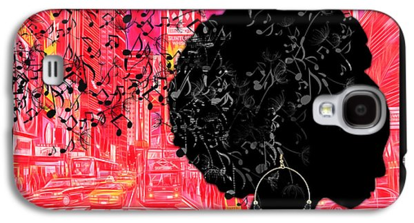Sound Of Music Collection Galaxy S4 Case
