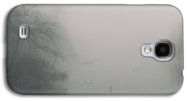 Sound Of Silence Galaxy S4 Case
