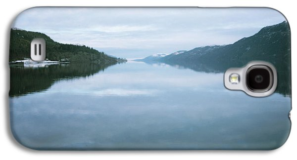 Soundtrack- Loch Ness Shore Galaxy S4 Case by Cambion Art