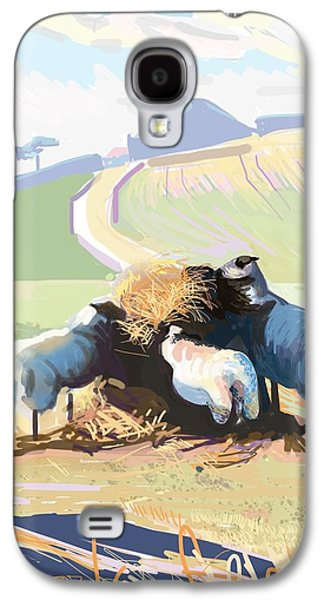 South Downs Way Galaxy S4 Case