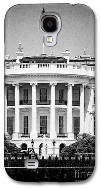 Whitehouse Galaxy S4 Case - south facade of the white house Washington DC USA by Joe Fox