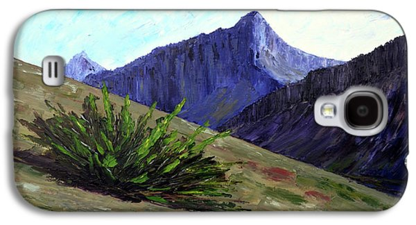 South Side Of O'malley Peak Galaxy S4 Case