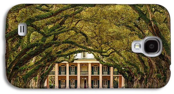 Southern Class - Artistic Galaxy S4 Case by Steve Harrington