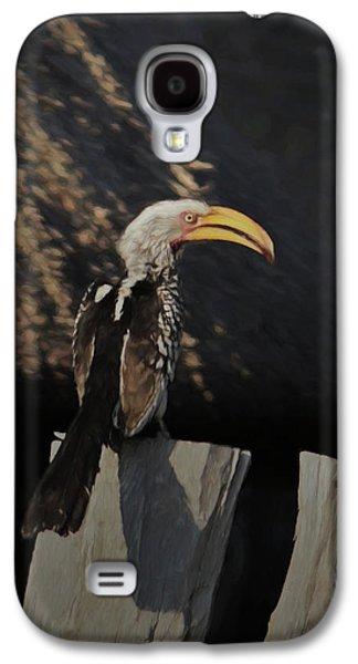 Southern Yellow Billed Hornbill Galaxy S4 Case