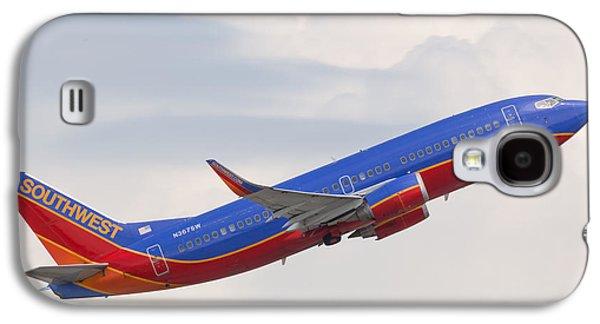 Southwest Jet Galaxy S4 Case