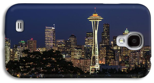 Space Needle Galaxy S4 Case
