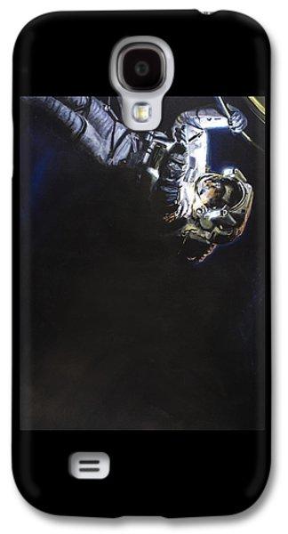 Spacewalk 1  Galaxy S4 Case