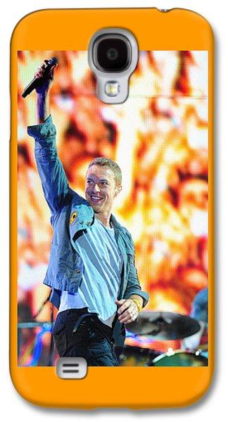 Coldplay4 Galaxy S4 Case by Rafa Rivas