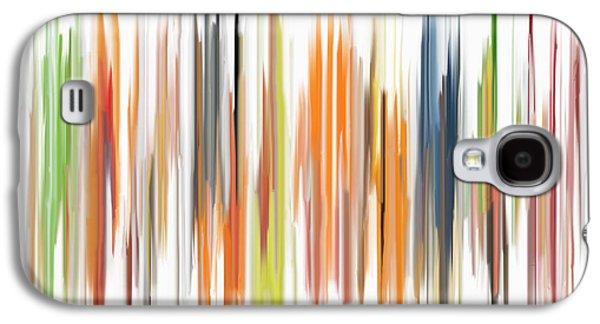 Spectrum Galaxy S4 Case by Art Spectrum