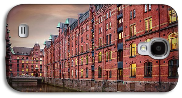 Speicherstadt Hamburg Germany  Galaxy S4 Case