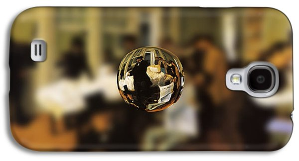 Sphere 17 Degas Galaxy S4 Case by David Bridburg