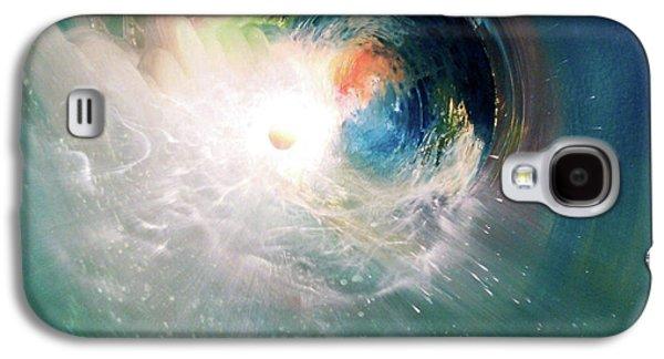 Sphere Da Galaxy S4 Case by Drazen Pavlovic