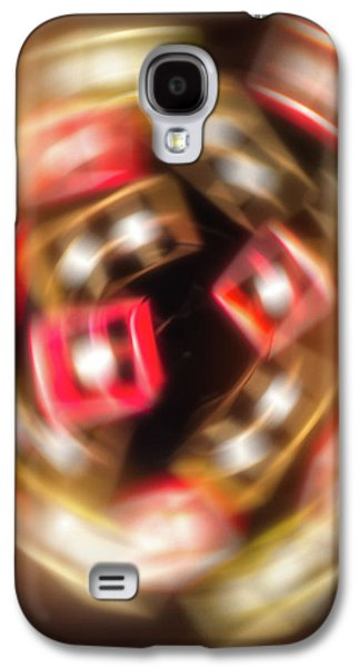 Sphere Of Light Galaxy S4 Case by Wim Lanclus