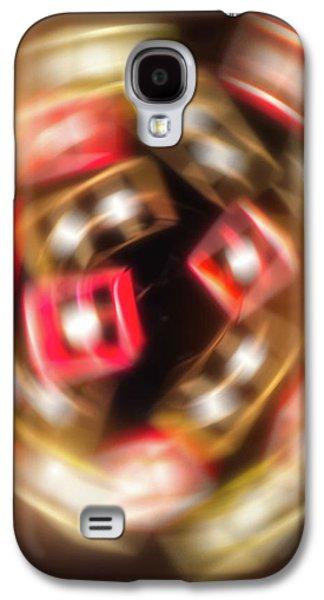 Sphere Of Light Galaxy S4 Case by Wim Lanclus