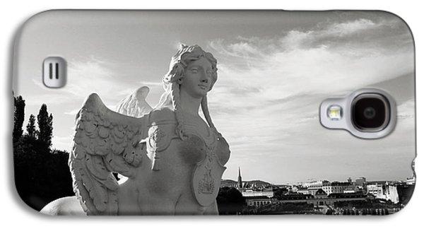 Sphinx- By Linda Woods Galaxy S4 Case by Linda Woods