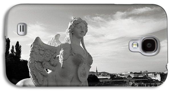 Sphinx- By Linda Woods Galaxy S4 Case