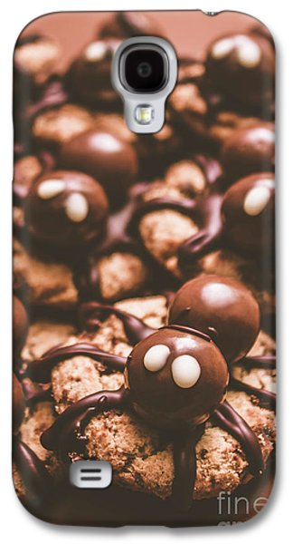 Spider Bites Galaxy S4 Case by Jorgo Photography - Wall Art Gallery