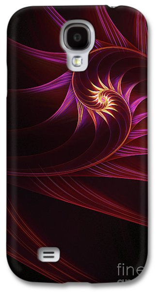 Spira Mirabilis Galaxy S4 Case by John Edwards