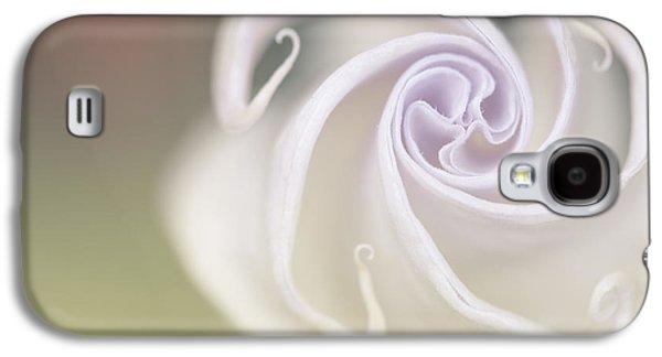Trumpet Galaxy S4 Case - Spiral by Nailia Schwarz