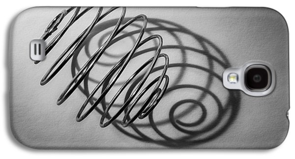 Spiral Shape And Form Galaxy S4 Case by Scott Norris