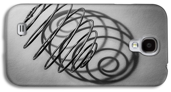Spiral Shape And Form Galaxy S4 Case
