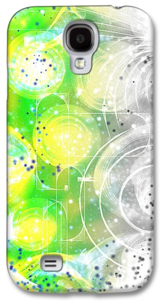 Galaxy S4 Case - Spirit Of Nature I by Orphelia Aristal
